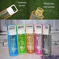 Бутылочка для воды ZANNUO 580 мл, емкость для воды в ассортименте