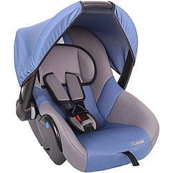 """Детское автомобильное кресло ZLATEK """"Colibri"""" синий, 0-1,5 лет, 0-13 кг, группа 0+"""