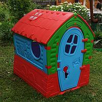 Домик пластиковый детский игровой Лилипут Palplay 680, фото 1