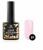 Гель-лак TNL Love Autumn #01, 10мл