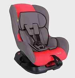"""Детское автомобильное кресло ZLATEK """"Galleon"""" красный, 0-4 лет, 0-18 кг, группа 0+/1"""