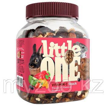 Little one Витамин С, 180 гр.  Лакомство для всех видов грызунов 
