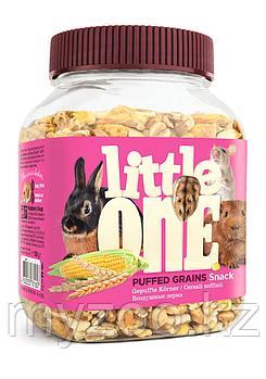 Little one Воздушные зерна, 100 гр.  Лакомство для всех видов грызунов 