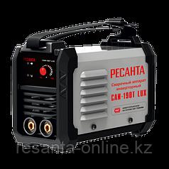 Сварочный аппарат инверторный РЕСАНТА САИ-190T LUX
