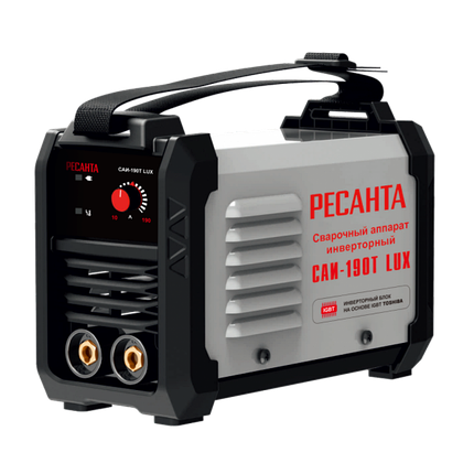 Сварочный аппарат инверторный РЕСАНТА САИ-190T LUX, фото 2
