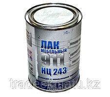 Лак НЦ-243 матовый Химтрейд (фасовка 0,7 кг)