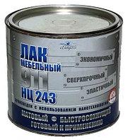 Лак НЦ-243 матовый Химтрейд (фасовка 1,7 кг)