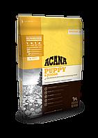 Сухой корм для щенков средних пород Acana Heritage Puppy & Junior