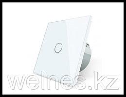 Сенсорный выключатель Touch Me White (однолинейный)