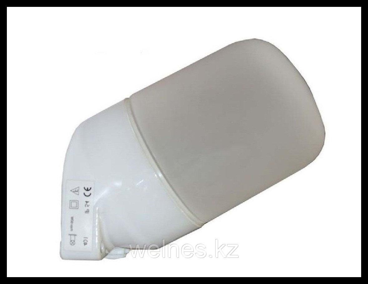 Светильник наклонный для финской сауны (керамический)