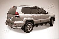 Уголки d76+d42 двойные Toyota Land Cruiser Prado 120 2003-09