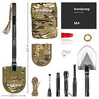 Brandcamp Многофункциональная лопата Brandcamp M4 (Middle Edition)