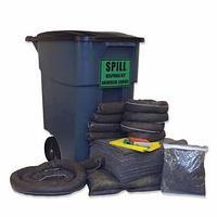 Мобильные Наборы ЛАРН / Spill Kit 227L для ликвидации аварийных разливов нефтепродуктов