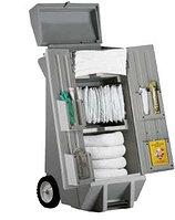 Мобильные наборы ЛАРН / Spill Kit Kaddie для ликвидации аварийных разливов нефтепродуктов