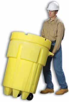Мобильные наборы ЛАРН / Spill Kit - 360L для ликвидации аварийных разливов нефтепродуктов