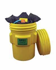 Наборы ЛАРН / Spill Kit 432L для ликвидации разливов нефтепродуктов, технических и химических жидкостей