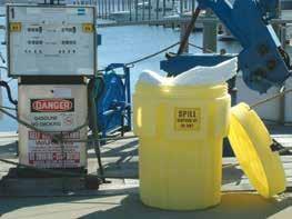 Набор ЛАРН / SPILL KIT Marine 246L для морских разливов нефтепродуктовl