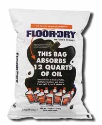 Гранулированный абсорбент Floor Dry