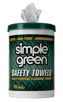 Защитные полотенца Simple Green®