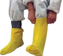 Латексные бахилы Nuke Boots
