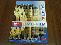 0703411 Lomond PE LAS FILM, ПРОЗР, A4, 100 МКМ, 10 ЛИСТОВ, норм.температура (45п.в кор)