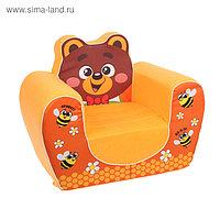 Мягкая игрушка-кресло «Медвежонок»