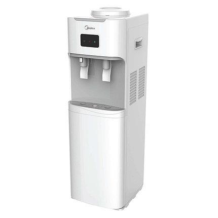 Напольный диспенсер для воды MIDEA MK-35E (электронное охлаждение), фото 2