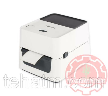 Термопринтер Toshiba B-FV4D, 203 dpi, USB, RS232, LAN (B-FV4D-GS14-QM-R) {18221168804}