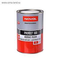 Грунт Novol Protect 300 4+1 MS серый 1,0 л