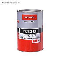 Грунт Novol Protect 300 4+1 MS чёрный 1,0 л