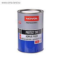 Грунт Novol Protect 310 4+1 HS чёрный 1,0 л
