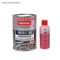 Грунт полиэфирный Novol Protect 380 0,8 л + 0,08 л