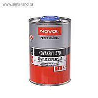 Лак Novol novakryl 570 MS 2+1 1 л