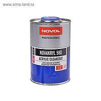 Лак Novol novakryl 580 HS 2+1 1 л