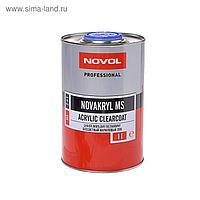 Лак Novol novakryl MS 2+1 1 л
