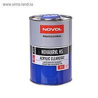 Лак Novol novakryl НS 2+1 1 л