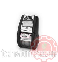 Мобильный термопринтер Zebra QLn220, BT {QN2-AUCAEE10-00}