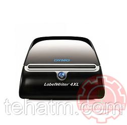Широкоформатный высокоскоростной принтер Dymo LabelWriter 4XL для печати этикеток {S0904950}