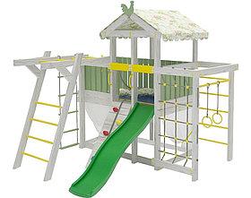 Игровой комплекс-кровать Савушка Baby-4