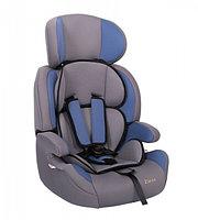 """Детское автомобильное кресло ZLATEK """"Fregat"""" синий, 1-12 лет, 9-36 кг, группа 1/2/3"""