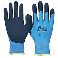 Рабочие трикотажные перчатки из полиэстера NITRAS SOFT GRIP