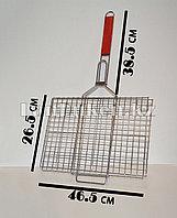 Хромированная решетка для гриля 46.5x26.5 см