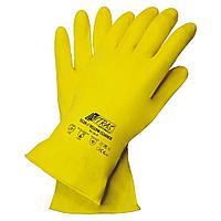 Перчатки для химической защиты NITRAS YELLOW CLEANER