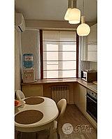 Римские шторы на кухню, фото 1