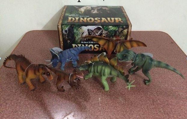 Динозавр, 10 шт-упак ( К19* )