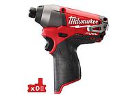 Аккумуляторный импульсный винтоверт Milwaukee M12 FUEL CID-0 4933440410