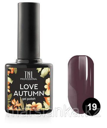 Гель-лак TNL Love Autumn #19, 10мл