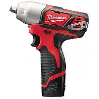 Аккумуляторный импульсный гайковерт Milwaukee M12 BIW38-202С 4933441990