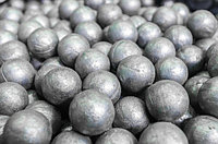 Стальные мелющие шары d 40 мм