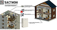 Быстродействующая автоматическая система пожаротушения «БАСТИОН»
